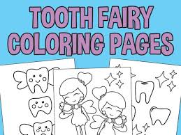 Your child will love these 25 printable coloring pages and color sheets that will give them plenty of quite time activities. Tooth Fairy Coloring Pages Free Download