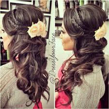 half up half down hairstyles wedding. half up down wedding hairstyles 2017 creative hairstyle o