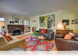 Charming Bohemian Living Room Furniture ...