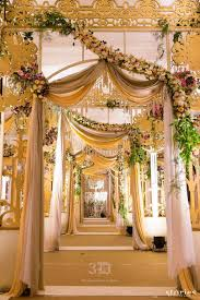 Flower Design For Marriage 3d Design And Decor By Dinaz Hyderabad Marriage Decoration