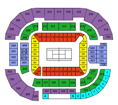 Indian Wells Tennis Center Seating Chart Lindner Family Tennis Center Tennisticketnews