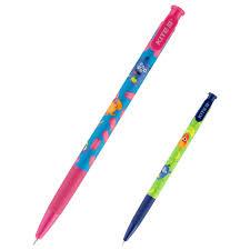 <b>Ручка шариковая автоматическая</b> Kite Jolliers K20-363-01, синяя ...