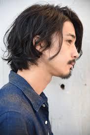 My Hair Long Hair Style2019 メンズヘア ミディアムメンズ
