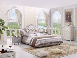 round bedroom furniture. the modern designer leather soft bed large double bedroom furniture american style round