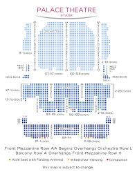 Palace Theater Nyc Seating Related Keywords Suggestions