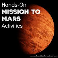 hands on mission to mars activities homeschool and activities hands on mission to mars activities weird unsocialized homeschoolers
