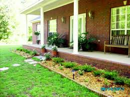 Small Picture Inexpensive Landscaping Ideas For Front Yard Home Design