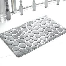 unique bath rug contemporary bathroom carpet fresh bx pebbles bath rug natural absorbent rubber bath and unique bath rug