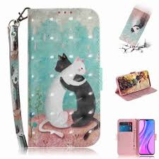 <b>Multi</b>-<b>Pattern 3D Painted Phone</b> Case for Xiaomi Redmi 9 Sale ...