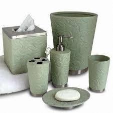 dark green bathroom accessories. bathroom accessories green set - healthydetroiter dark