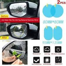 2pcs Car Rearview Mirror Waterproof Film Car Universal ... - Vova