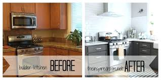 old kitchen cabinets updated updating oak kitchen cabinets before and after awesome updating old kitchen cabinets