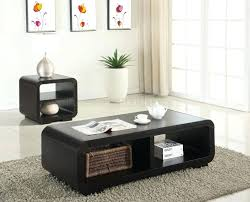 tv side table image coffee table and end set in cappuccino by coaster p glass sets tv side table