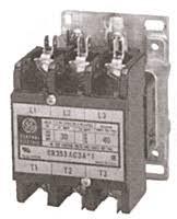 ge controls cracaa contractor relay amp volt pole ge controls cr353ac4aa1 contractor relay 30 amp 120 volt 4 pole
