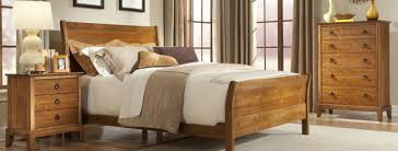 Beautiful Solid Wood Furniture, Solid Wood Bedroom Set, Made In Canada