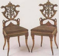 furniture in style. Italian Polychrome Painted Chairs Furniture In Style G