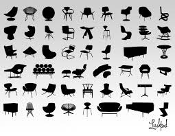 famous contemporary furniture designers. collection in mid century modern furniture designers clipart collections lushpad interiors famous contemporary