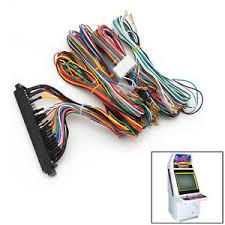 60 in 1 arcade jamma board machine wiring harness harness arcade jamma harness color code at Jamma Wiring Harness
