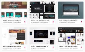Small Picture 18 Best HTML5CSS3 Portfolio Website Templates 2017 Colorlib