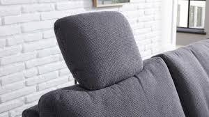 Für Optimalen Komfort Sorgen Die Aufsteckbaren Kopfstüzen
