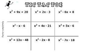 Ac Method Algebra Factoring Problems Math Ac Factoring Factoring Using The A C