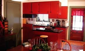 black and red kitchen designs. Red Kitchen Walls Large Size Of Modern And White Designs Black .