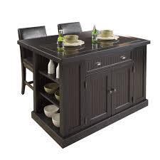Granite Top Kitchen Cart Breakwater Bay Gouldsboro 3 Piece Kitchen Island Set With Granite