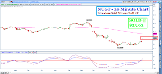 Nugt Stock Quote Enchanting The TSI Trader How To Trade The Stock Market Using The True