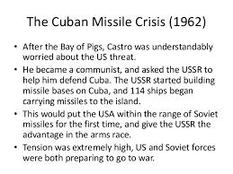 edexcel gcse history the cold war  the n missile crisis