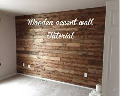 wood accent wall living room with extra aesthetic table decoration
