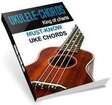 Soprano Ukulele Chord Chart Pdf Free Soprano Uke Chord Charts To Download In Pdf For