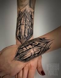 Tattoo Marcel Bernhard Art Tattoo