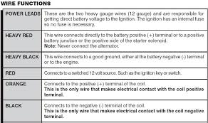 msd street fire wiring diagram wiring diagram and hernes msd 5526 gm dual connector coil street fire installation user