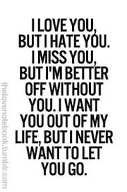 Love hate on Pinterest | Love Hate Quotes, Love Hurts and Passion