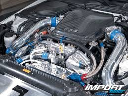 nissan 350z modified engine. Nissan Engine Inside Modified