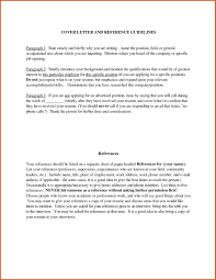 Closing Letter Statement General Resumes Resume Cover Conclusion