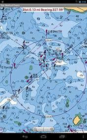 Marine Navigation Usa Lake Depth Maps Gps Nautical Charts For Fishing Sailing And Boating