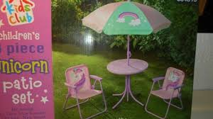 children s patio set furniture 4pcs