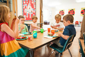 preschool lunch table preschool p43 lunch