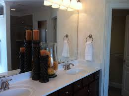 Bathroom  Bathroom Counter Decorating Ideas Amazing Decoration - Bathroom towel design
