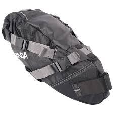 Revelate Designs Viscacha Vs Pika Kada Pak Ratt 2 Large Bike Packing Saddle Bag Black