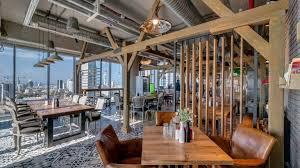 google office tel aviv. Google Tel Aviv Incorporates Many Natural Materials. Photo By Itay Sikolsky Office L