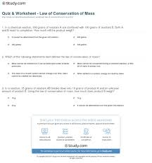 print the law of conservation of mass definition equation examples worksheet