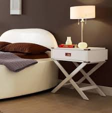 contemporary bedside tables nz