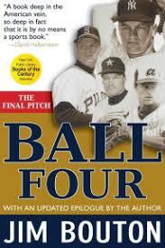 baseball essays writings baseball softball books barnes title ball four the final pitch author jim bouton
