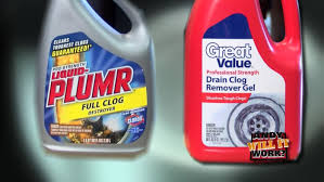 the world s largest retailer s generic drain clog remover is the est the fastest
