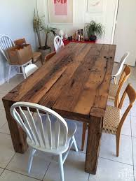 farmhouse dining room furniture impressive. table made with white oak threshing floor form an old barn farmhouse dining room furniture impressive l
