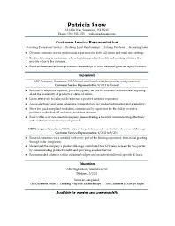 Customer Service Resume Template Free Simple Printable Customer Service Resume Template Professional Profile