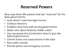 State Powers Vs Federal Powers Venn Diagram Ppt Expressed And Implied Powers Powerpoint Presentation