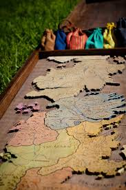 Handmade Wooden Board Games Handmade 'Game of Thrones' Board Game httpmashable100100 25